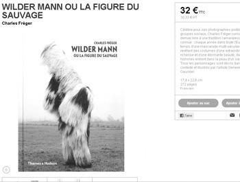 Wilder Mann book Charles Freger