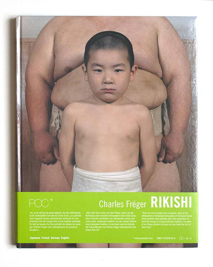 Charles Fréger Rikishi