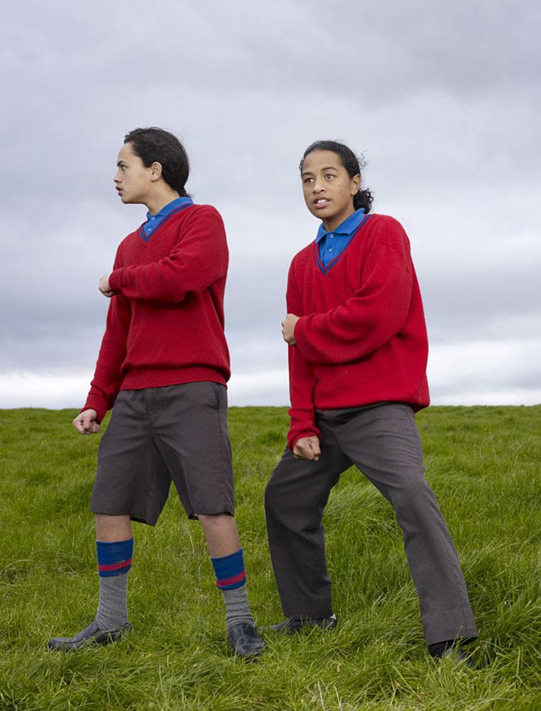 Haka, New Zealand, 2009
