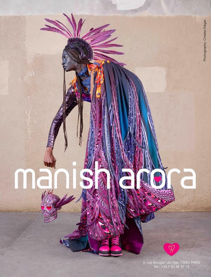 Manish Arora Charles FREGER