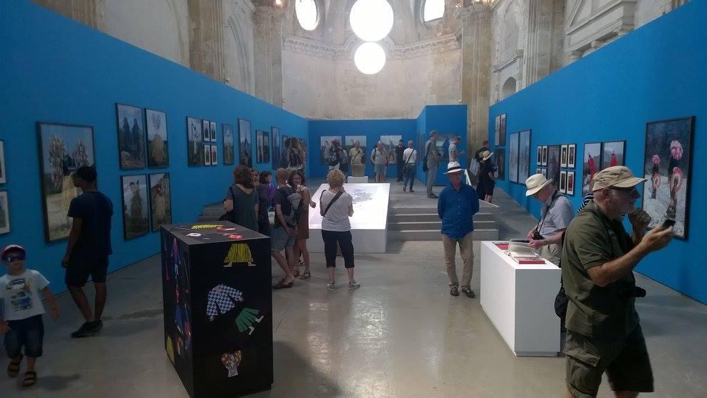 YOKAINOSHIMA at Les Rencontres photographiques d'Arles