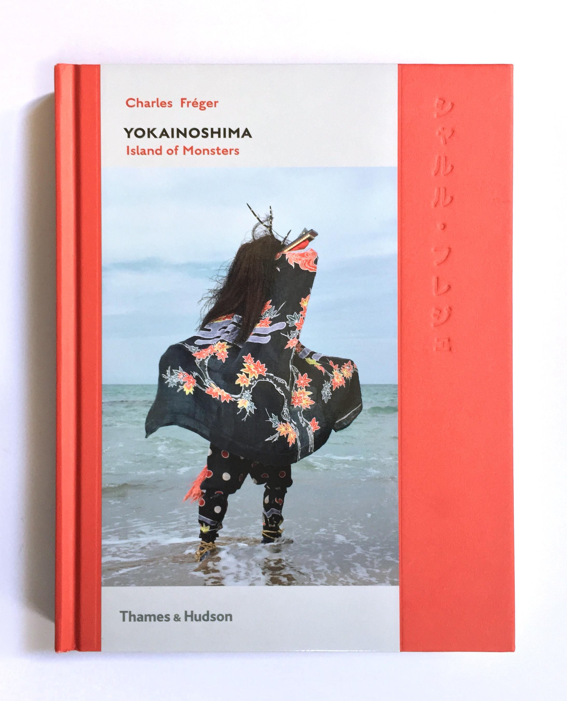 charles freger yokainoshima cover