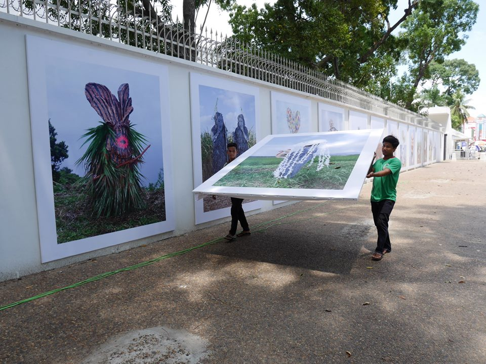 YOKAINOSHIMA at Photo Phnom Penh, Cambodia