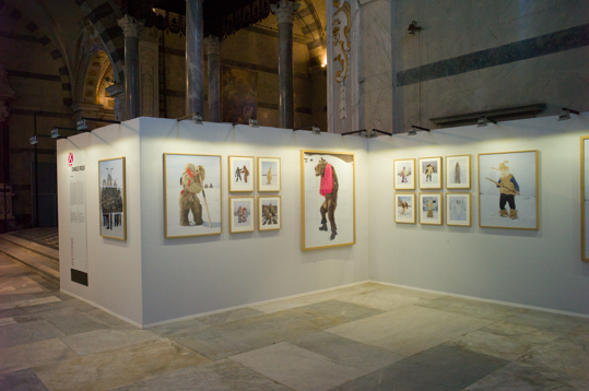 WILDER MANN at Photoluxfestival, LUCCA, Italia