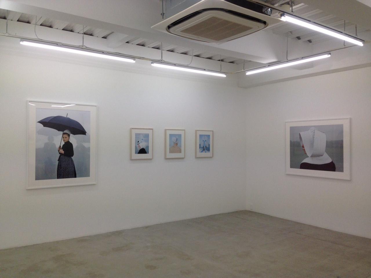 Bretonnes at MEM Gallery, Tokyo