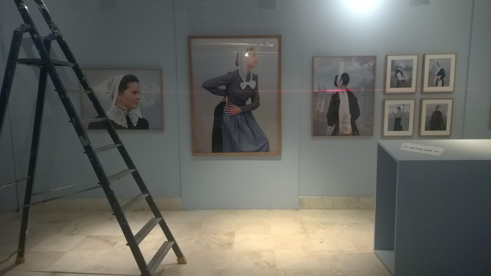 BRETONNES at Musée des beaux-arts et de la dentelle, Alençon, FRANCE