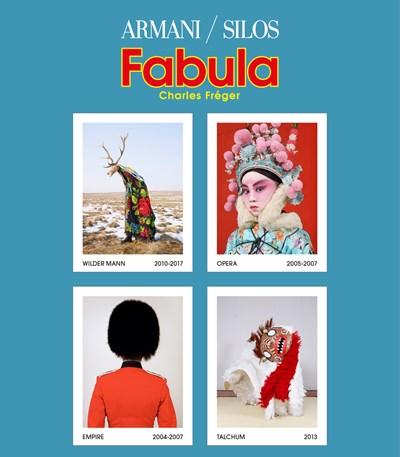 FABULA at Armani-Silos, Milan, Italy