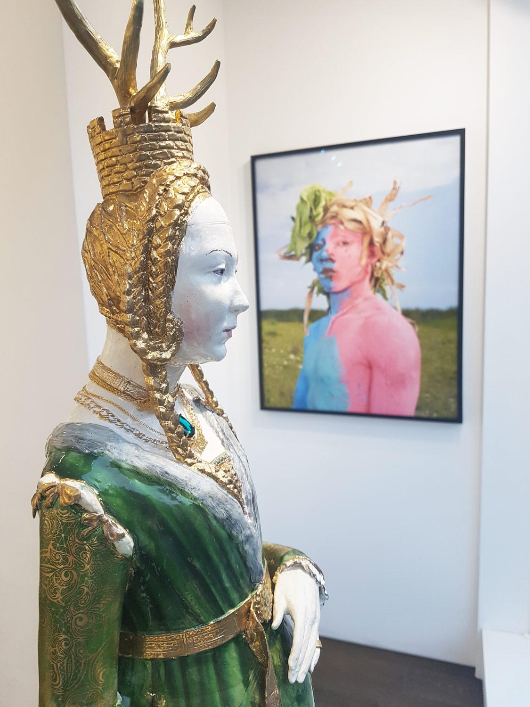 Partington + Fréger at James Freeman gallery, London